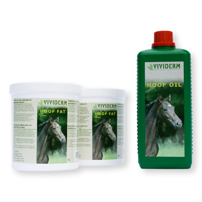 Vividerm Hoof fat green