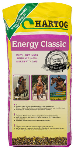 Hartog Energy Classic - 20 kg